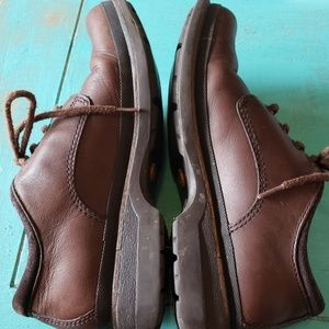 Timberland Leather Oxfords brown